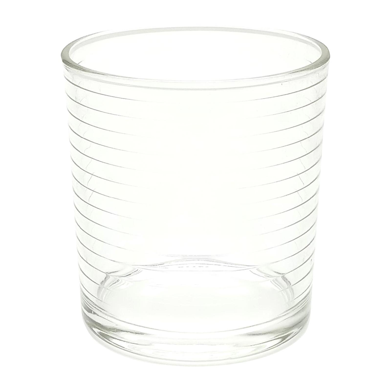 Borgonovo Piccadilly Old Fashioned Glass 20CL (6PCS)