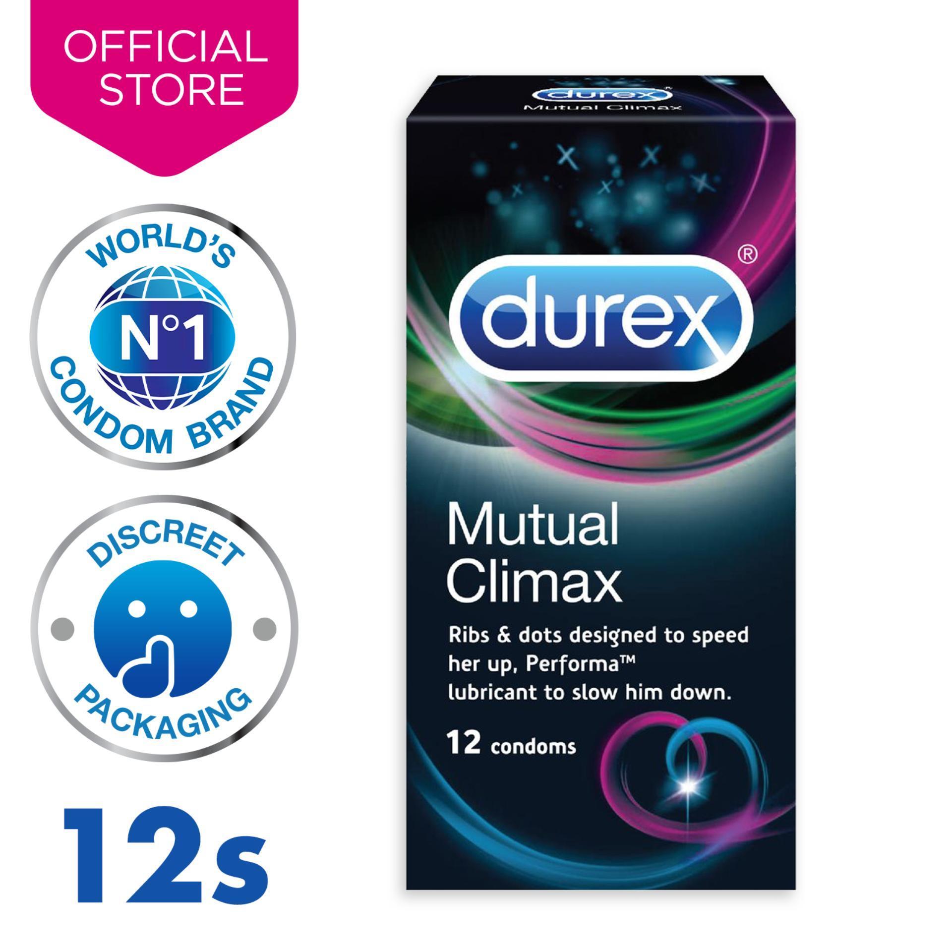 Durex Mutual Climax 12s By Durex.