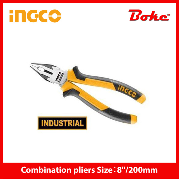 INGCO I-HCP28208 Combination pliers Size:8/200mm