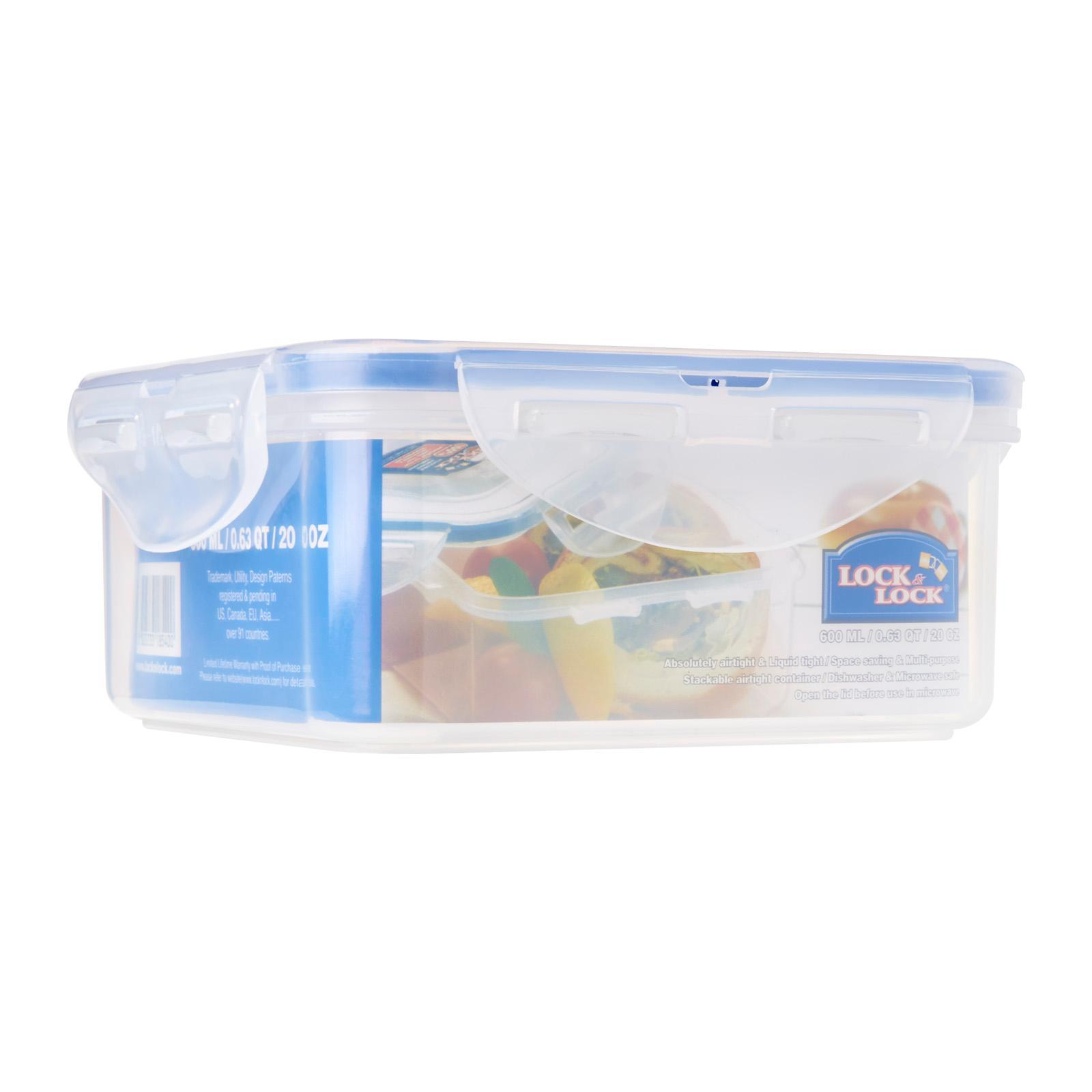 Lock and Lock Classic Food Container 600ML