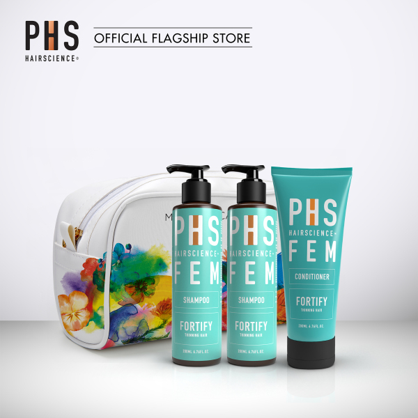 Buy [Mothers Day] Anti-Hair Loss Gift Bundle Singapore