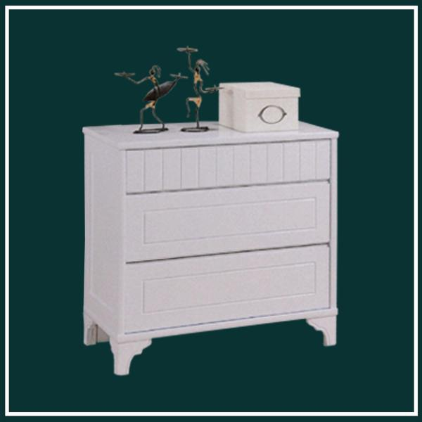 LIVING MALL Kendall 1 Chest Of Drawers FREE DELIVERY