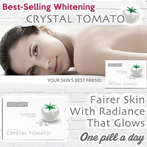 Buy Crystal Tomato Beauty Supplement - 30 Caps Singapore
