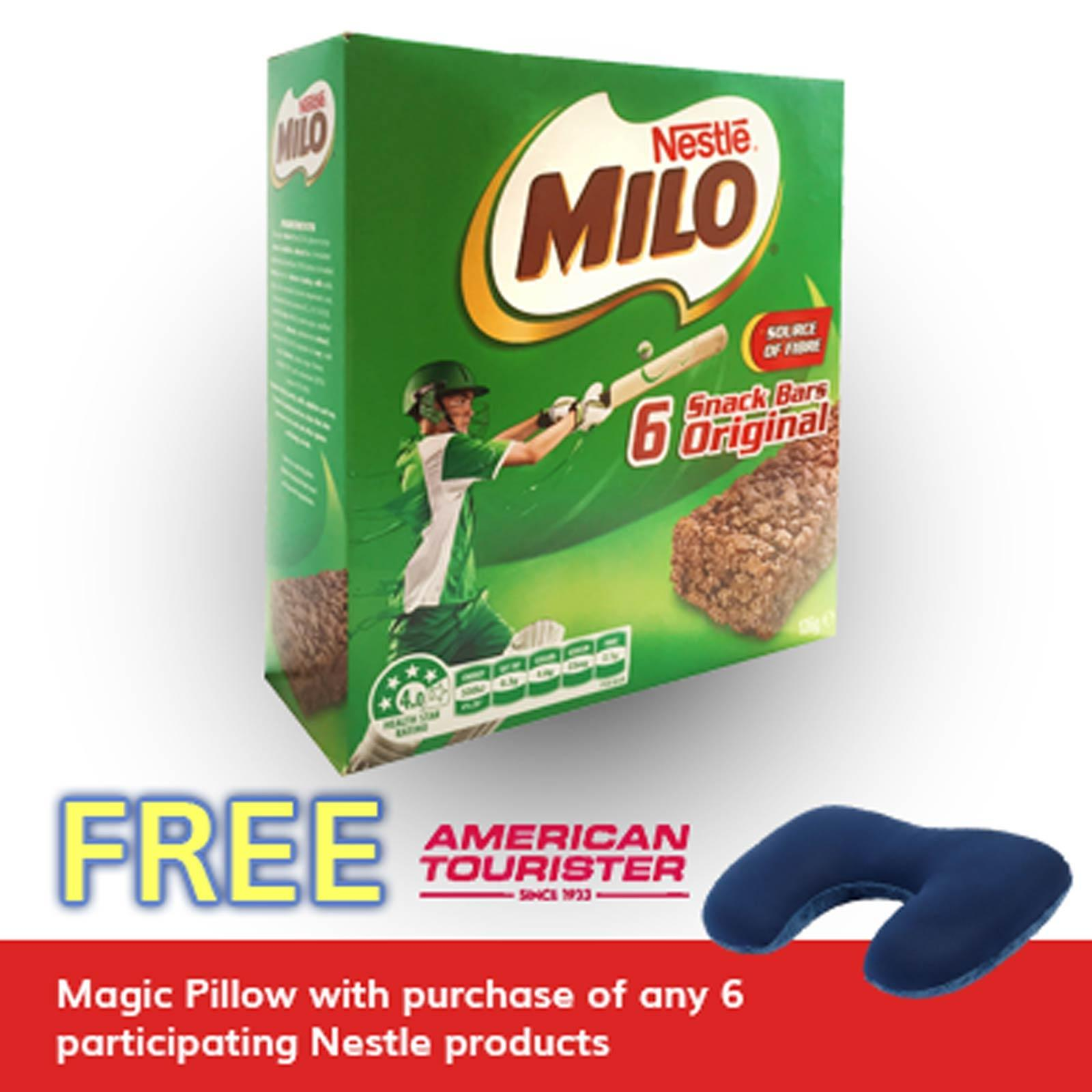 Milo Energy Snack Bar Original By Redmart.