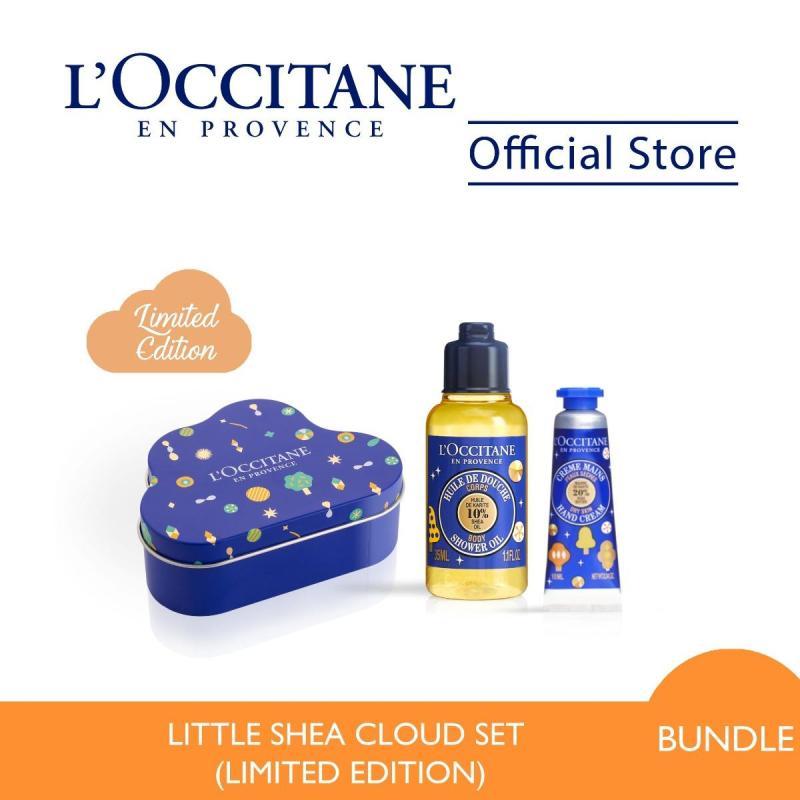 Buy LOCCITANE Little Shea Cloud Set Singapore