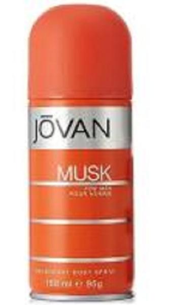 Buy Jovan musk by jovan deodorant spray 150ml for men - 100% Authentic Singapore