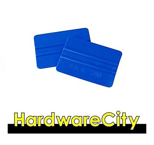 3M PA-1 Blue Hand Applicator Squeegee Tool Pack of 2