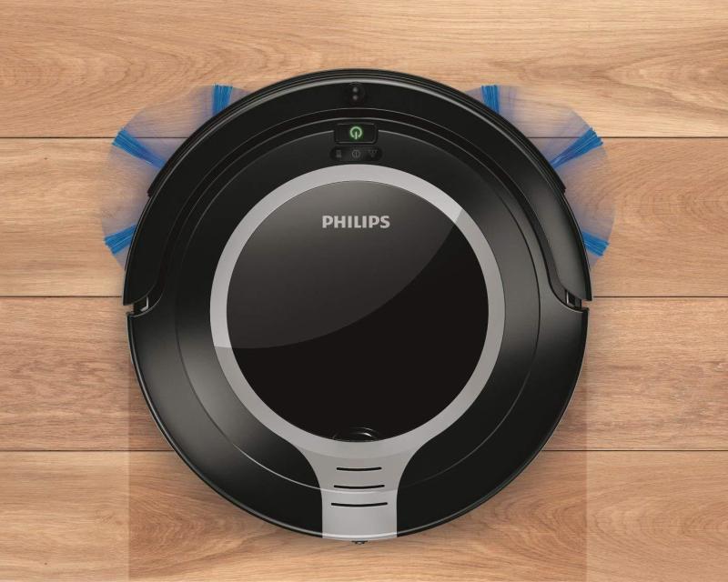 PHILIPS ROBOT VACUUM CLEANER SMARTPRO COMPACT Singapore