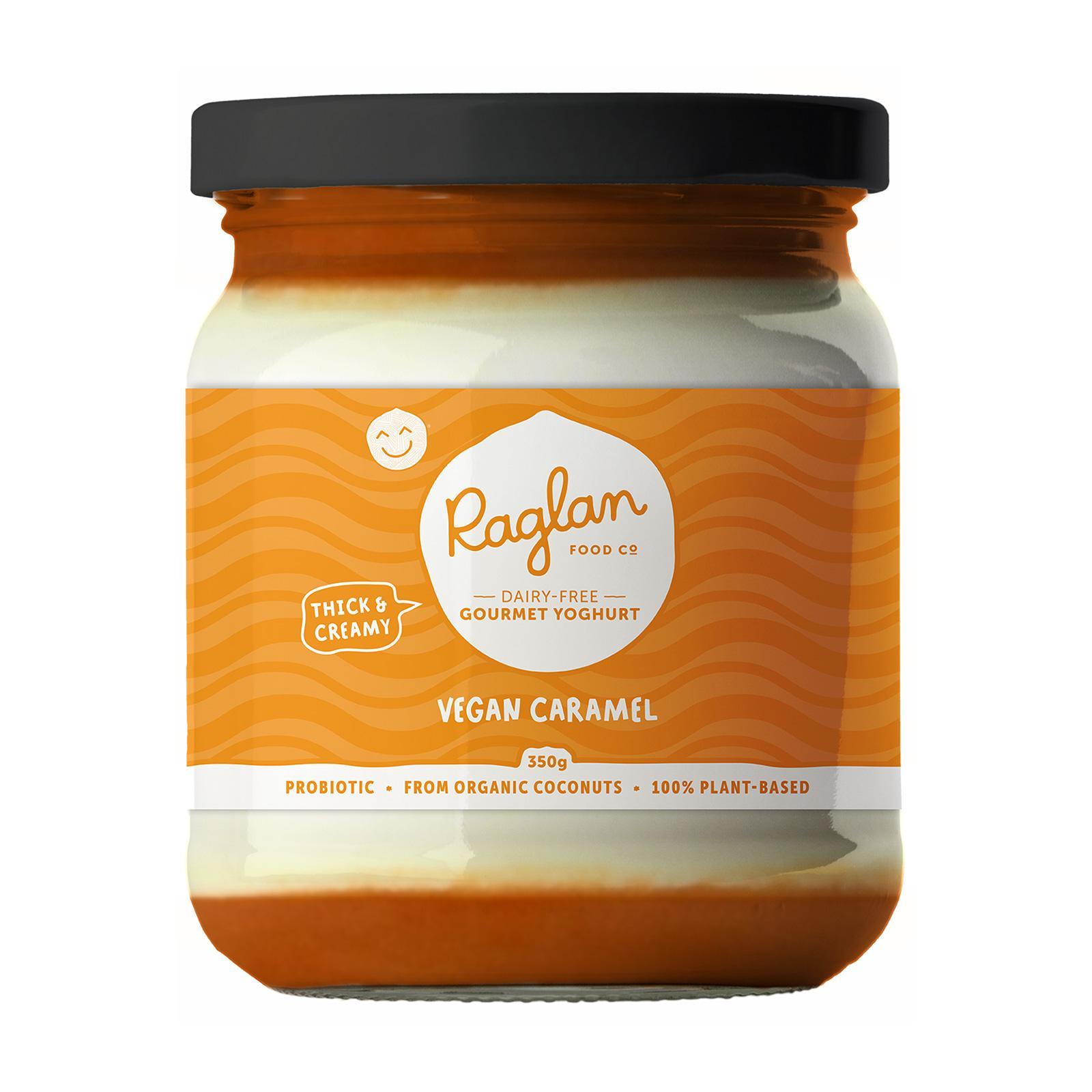 Raglan Coconut Yoghurt Vegan Caramel