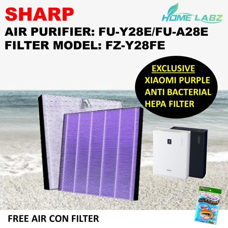 Sharp FU-Y28E/FU-A28E/FZ-Y28FE Compatible Replacement Filter Singapore