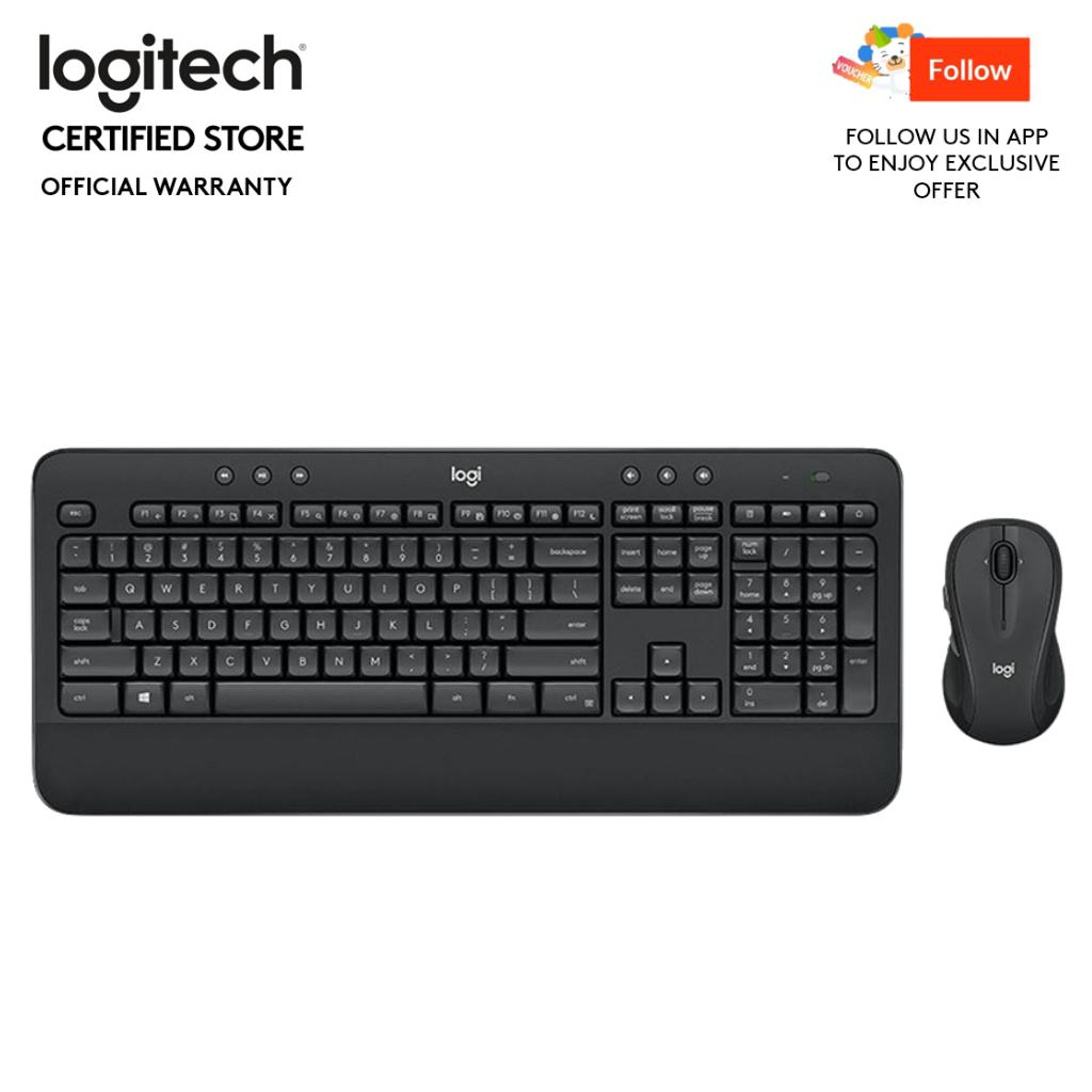 5537c413412 Logitech Mk545 Advanced Wireless Keyboard And Mouse Combo By Logitech  Certified Store