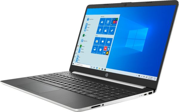 New Model 2020 10th gen HP 15-DY1051WM Notebook 15.6 Full HD Choose i7-1065G7 or i5-1035G1 1GHz 8GB RAM 480GB WD m.2 SSD Win 10 Home Natural Silver In-build Webcam HP PACKAGING 1 year warranty Display set Clearance