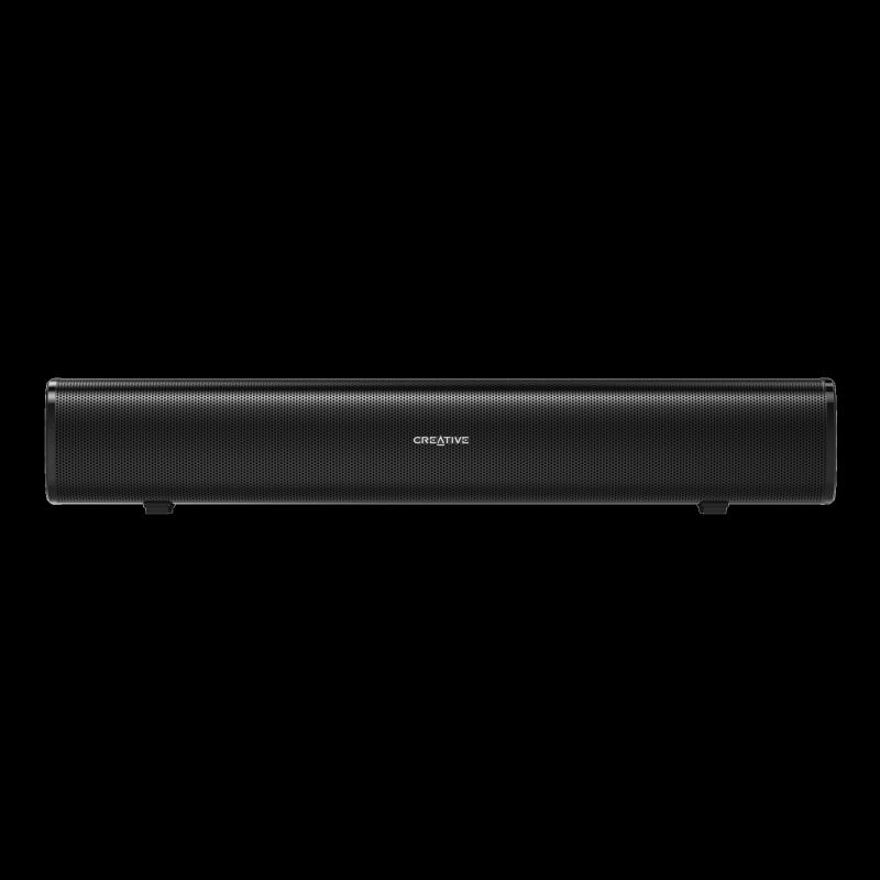 CREATIVE MF8355 Stage Air Soundbar /Bluetooth/ AUX/ USB MP3 Player/ 20w Peak/ Big Bass /up to 6hrs Playback (Black) /Gadgets & IT Singapore