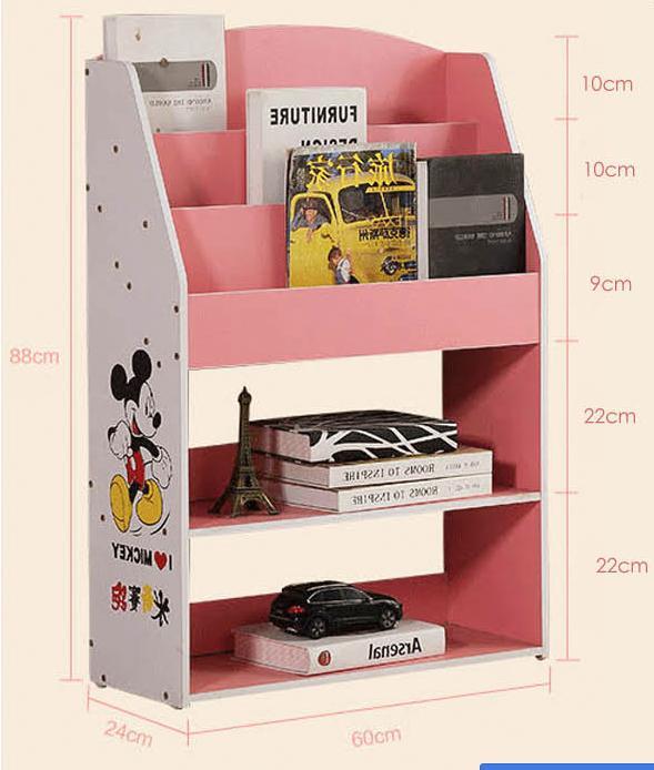 Kids Bookshelves 823
