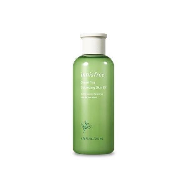 Buy innisfree Green Tea Balancing Skin EX 200ml /toner Singapore