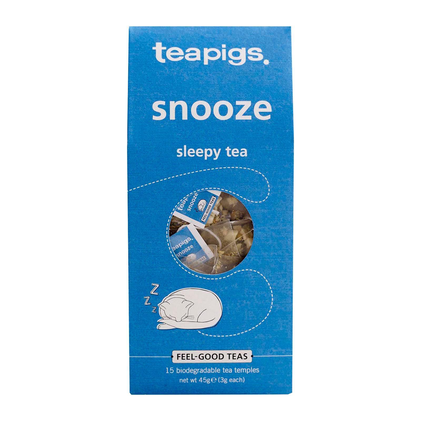 Teapigs 15 X Snooze Temples