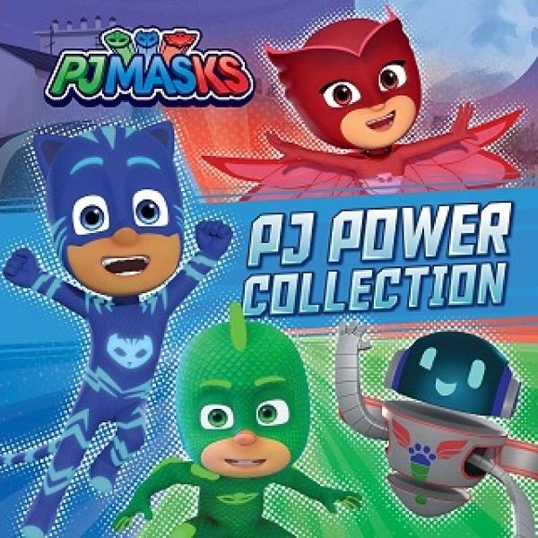 PJ Masks PJ Power Collection / English Toddler Books / (9780655206521)
