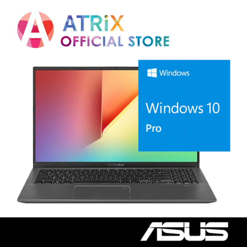 ASUS Vivobook X512FJ-EJ462R | 15.6 FHD | i5-10210U | 8GB DDR4 RAM | 512GB PCIe SSD | Geforce MX230 Graphics | Win10 Pro | 1Y ASUS International Warranty | Ready Stock,Ship Today