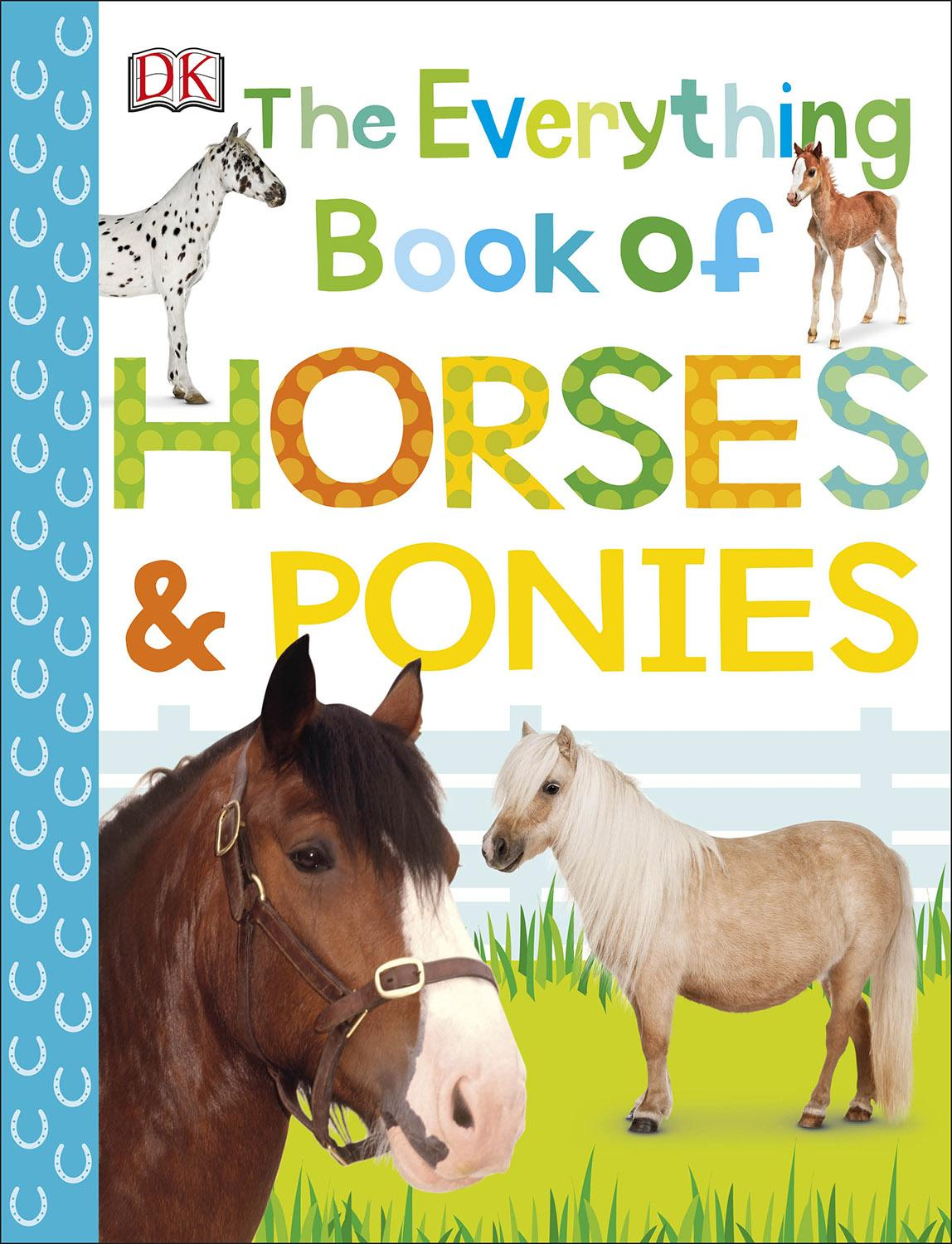 The Everything Book of Horses and Ponies (Everything About Pets) by Unknown Author