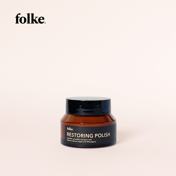 Buy Restoring Polish - Daily exfoliate that smoothens and polishes both young and mature skin into one that is soft, glowing and well-nourished. Singapore