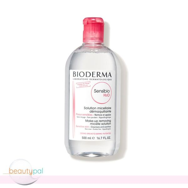 Buy Bioderma Sensibio H2O Make-up Removing Micelle Solution 500ml Singapore