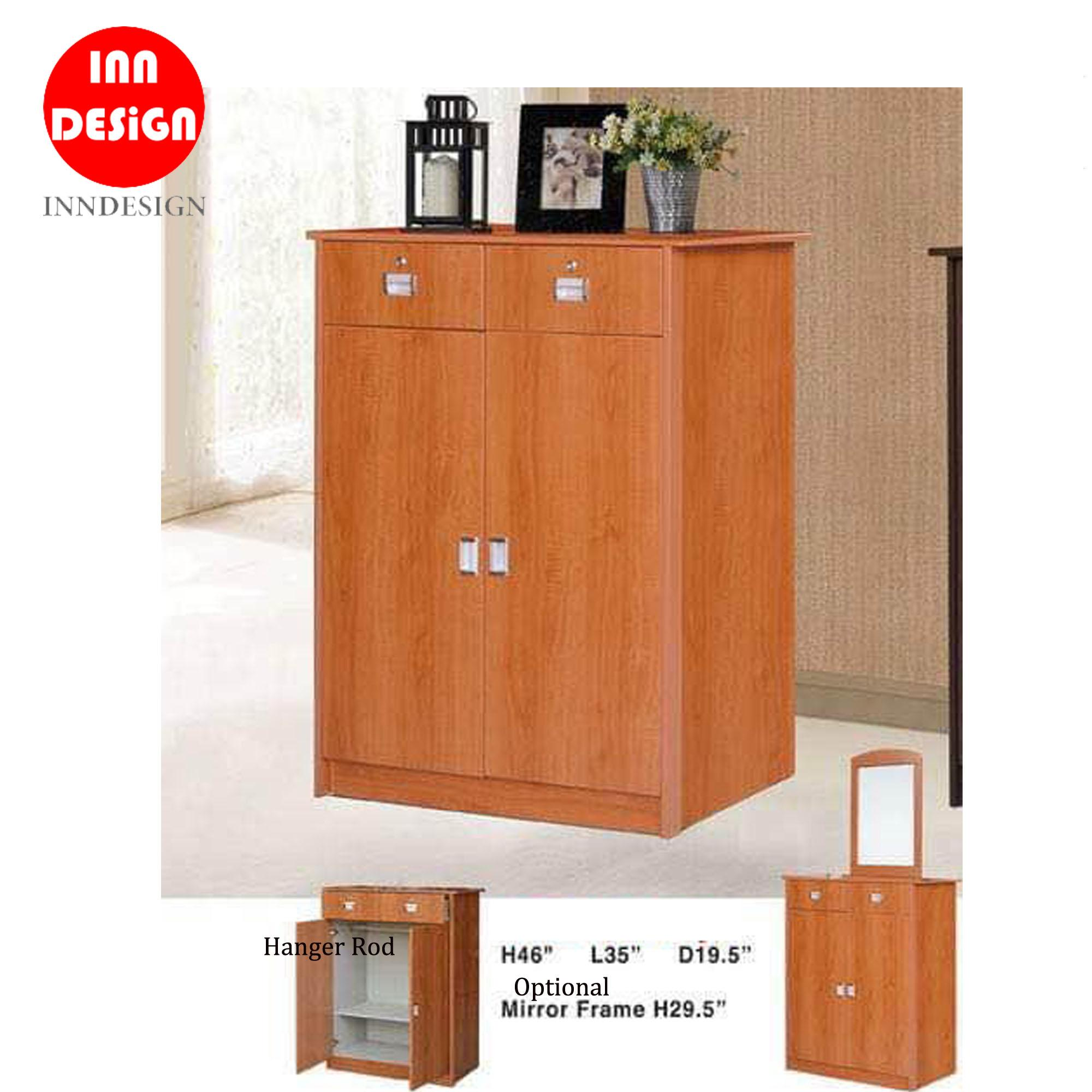 Nel Chest of Drawer / Wardrobe (Free Delivery and Installation)