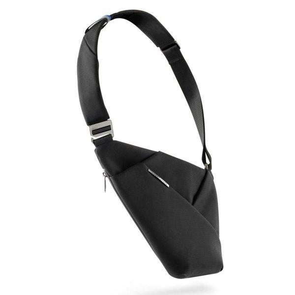 NIID x Urbanature Fino III D1 Chest Pack Right Handed Gun Sling Bag - Meteorite Black