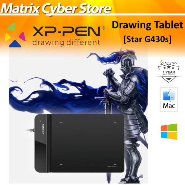 XP-PEN Star G430S Drawing Tablet