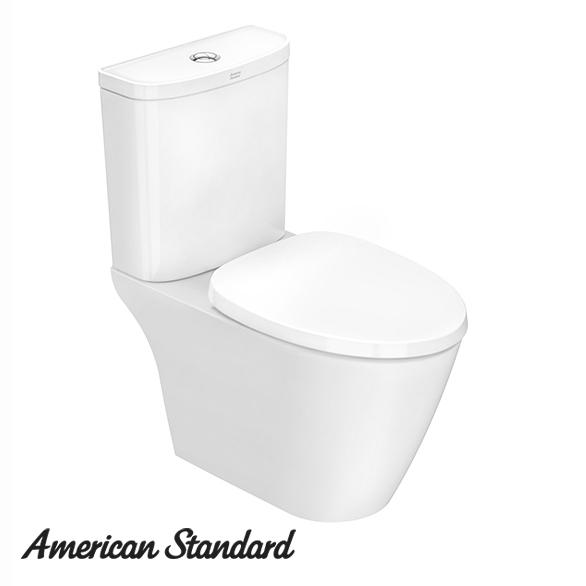 American Standard Compact Codie Closed Coupled Water Closet 24075