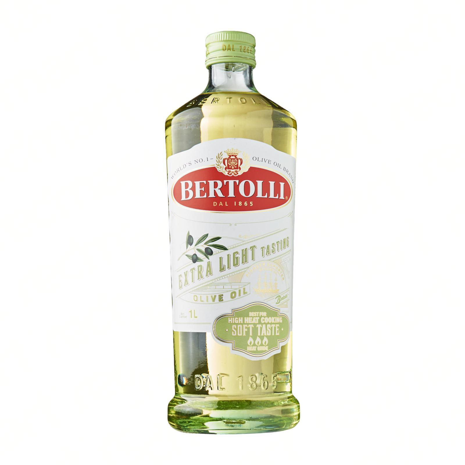 Bertolli Extra Light Olive Oil By Redmart.
