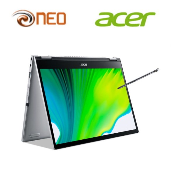 Acer NEW Spin 3 SP313-51N-51RP 13.3 inch (2560x1600) IPS Touch Screen Laptop | 11 Gen Intel Core Processor | 16GB RAM