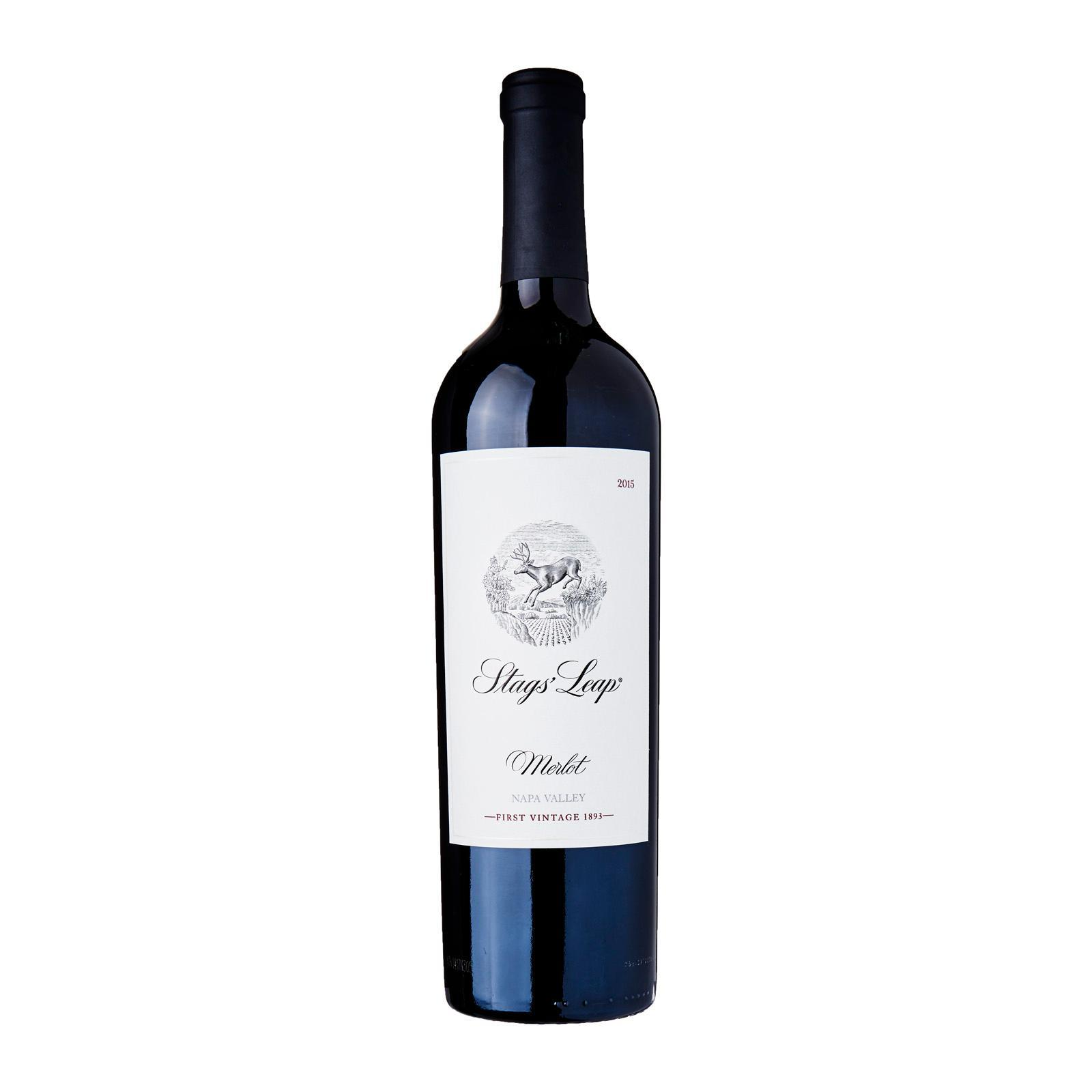 Stags Leap Napa Valley Merlot - By Wine Collection