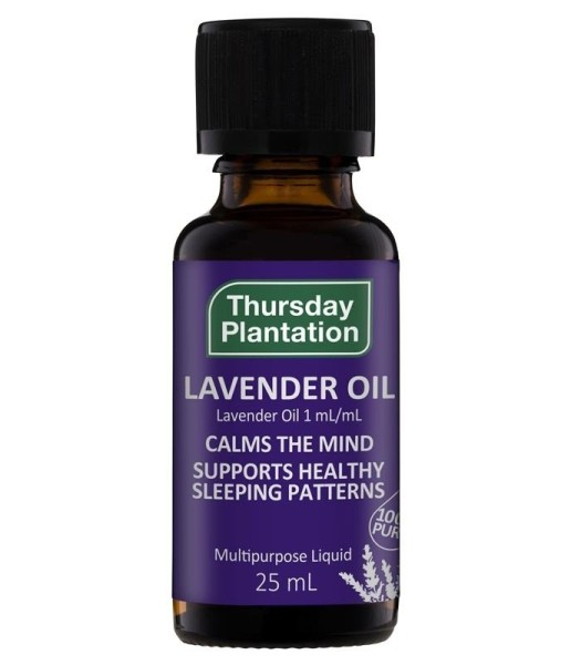 Buy Thursday Plantation Lavender Oil 100% Pure 25ml Singapore