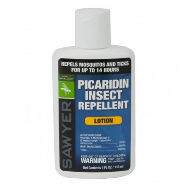 Buy SAWYER INSECT REPELLENT 20% PICARIDIN 4OZ LOTION Singapore