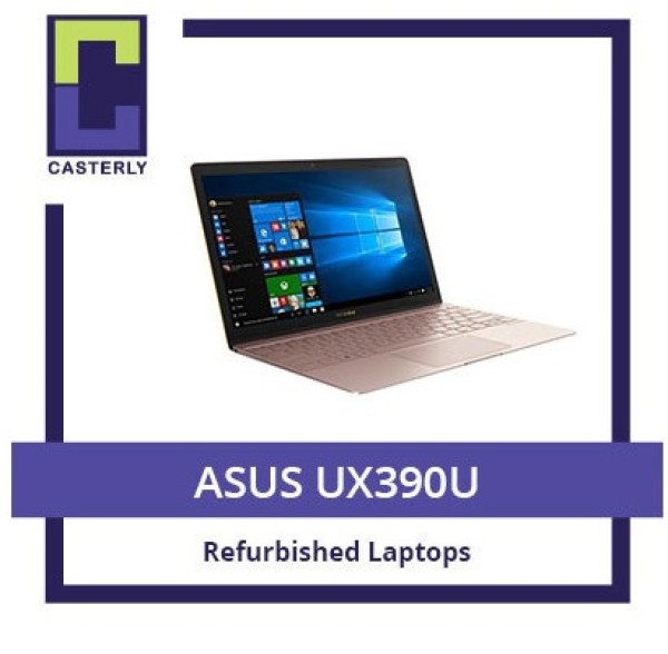 [REFURBISHED]  ASUS UX390U / i7-7500 / 8GB RAM / 500GB SSD / WIN 10