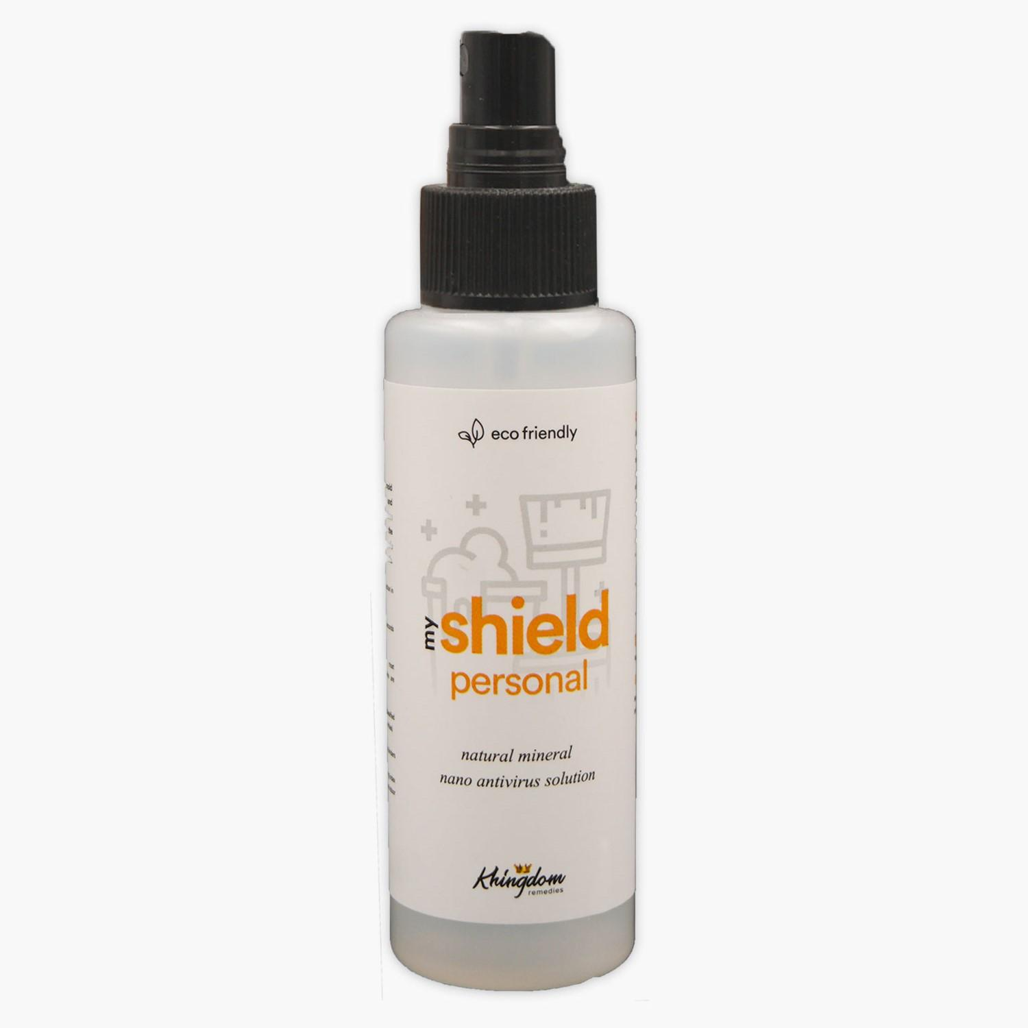 Shield Surface Disinfectant Spray 100ml By Faceshop.