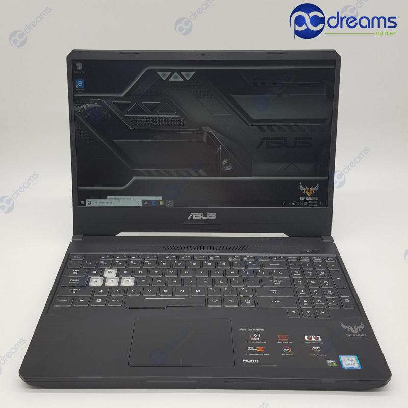 ASUS TUF GAMING FX505GM-ES031T i7-8750H/8GB/256GB PCIe SSD+1TB HDD/GTX1060 [Premium Refreshed]