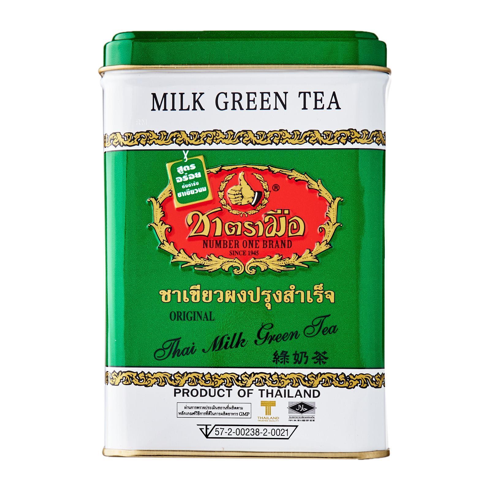 Cha Tra Mue Thai Milk Green Tea (Tea Bags)