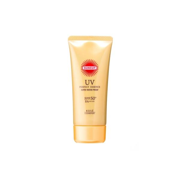 Buy KOSE COSMEPORT Suncut Perfect UV Essence Super Water Proof 60g Singapore
