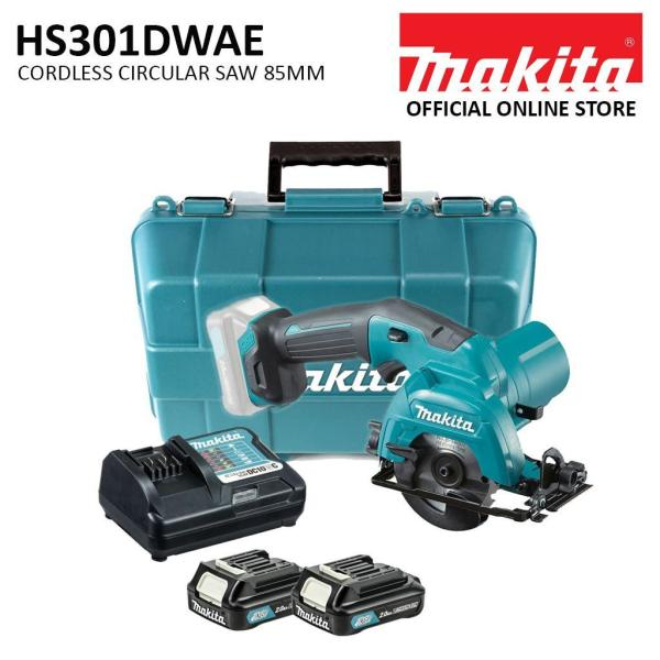 Makita HS301DWAE Cordless Circular Saw Kit (12V)