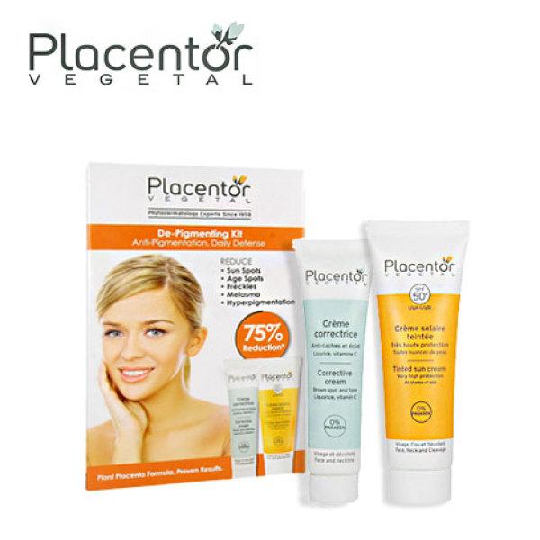 Buy Placentor Vegetal Depigmenting Kit Singapore