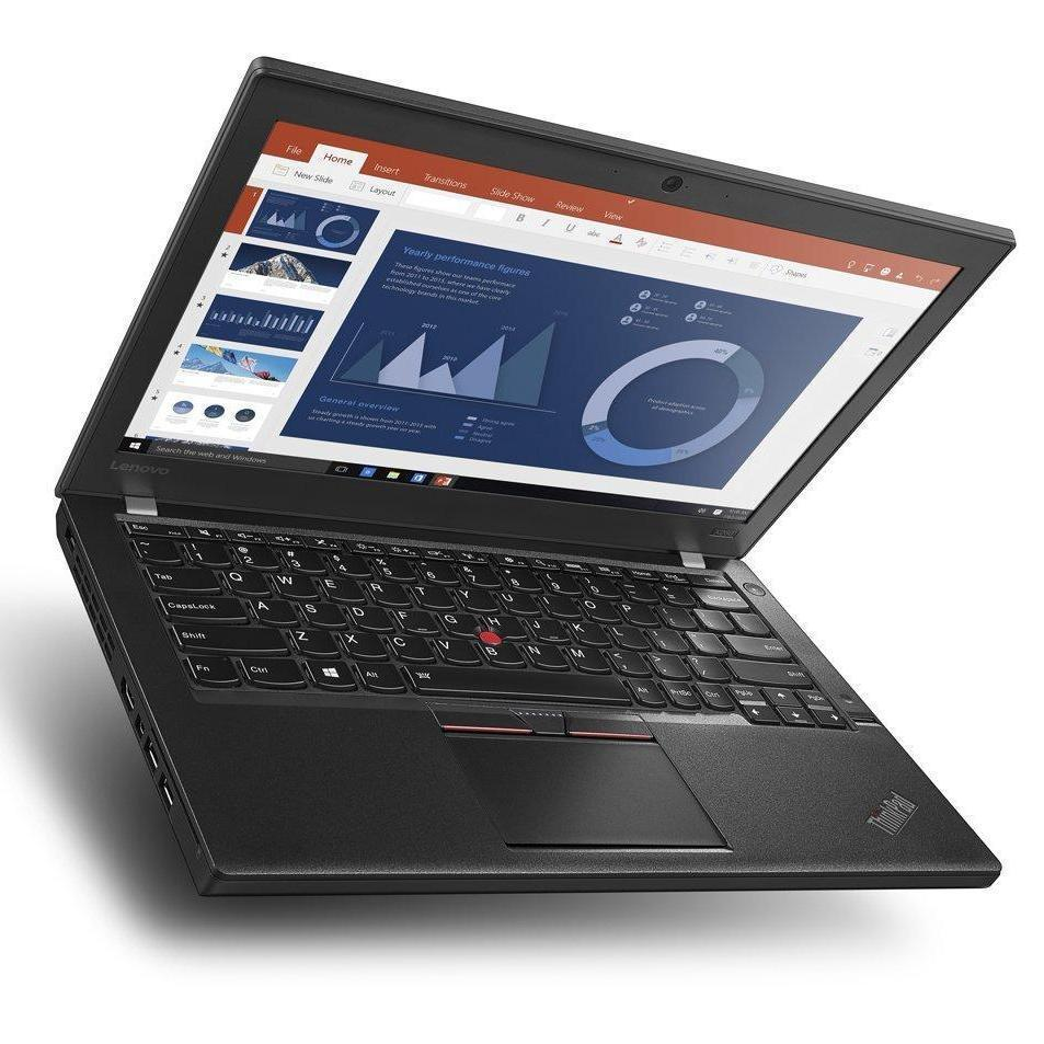 Lenovo ThinkPad X260 — i5-6300U / 8GB RAM / 500GB / W10P64 (Brand New)