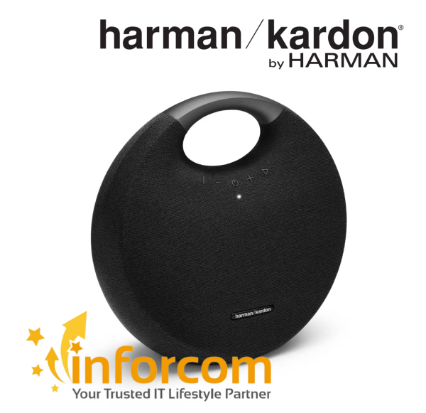 【BEST BUY!!】Harman Kardon Onyx Studio 6 Portable Bluetooth Wireless Speaker Singapore