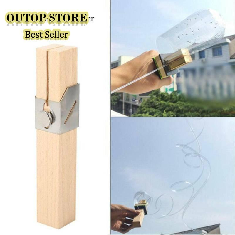 OUTOP DIY Bottle Cutter Rope Cord Strip Maker Tool For Outdoor Home