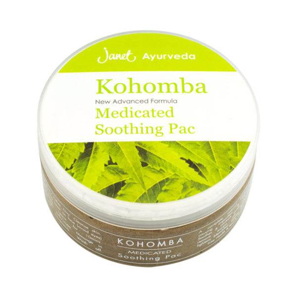 Buy JANET AYURVEDA KOHOMBA MEDICATED SOOTHING PAC Singapore