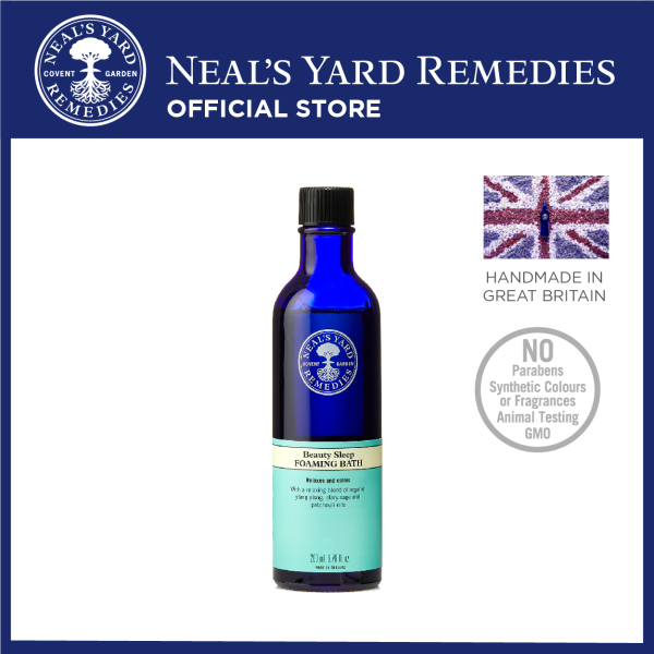 Buy Neals Yard Remedies Beauty Sleep Foaming Bath Singapore