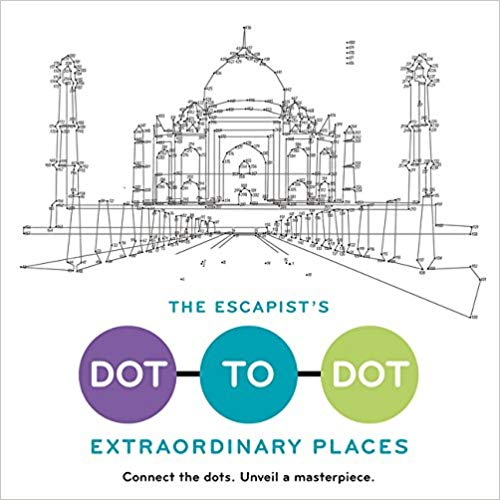 The Escapists Dot-To-Dot: Extraordinary Places