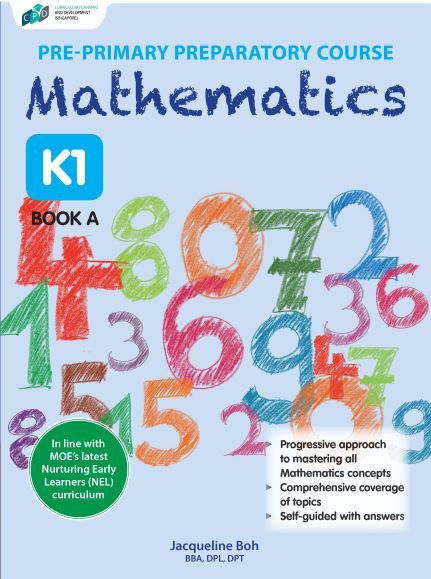 Pre-primary Preparatory Course Mathematics K1 Book A/Preschool Assessment Books