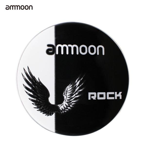 Đầu Trống Bass Ammoon 22 Inch, Với Họa Tiết Cánh Đặc Biệt
