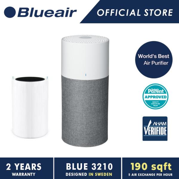 [10.10 Exclusive Bundle] Blueair Blue 3210 / Blue Pure 411 Auto Air Purifier + Filter Singapore